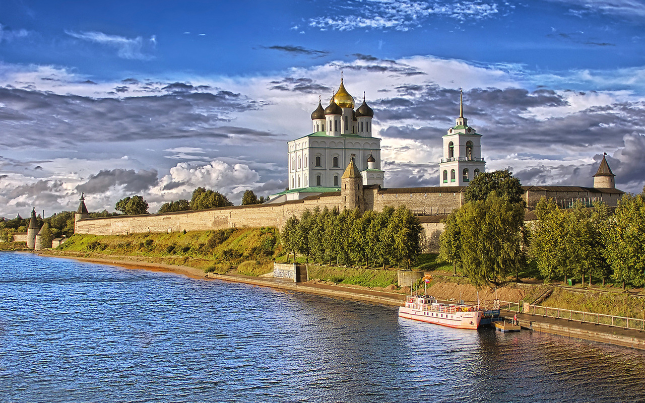 Gorgeous Russia