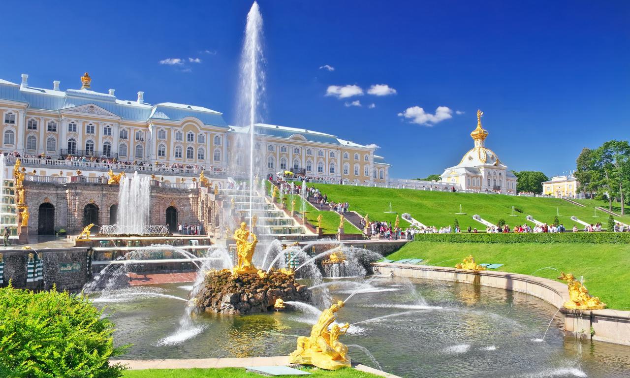 St. Petersburg 4 days / 3  nights