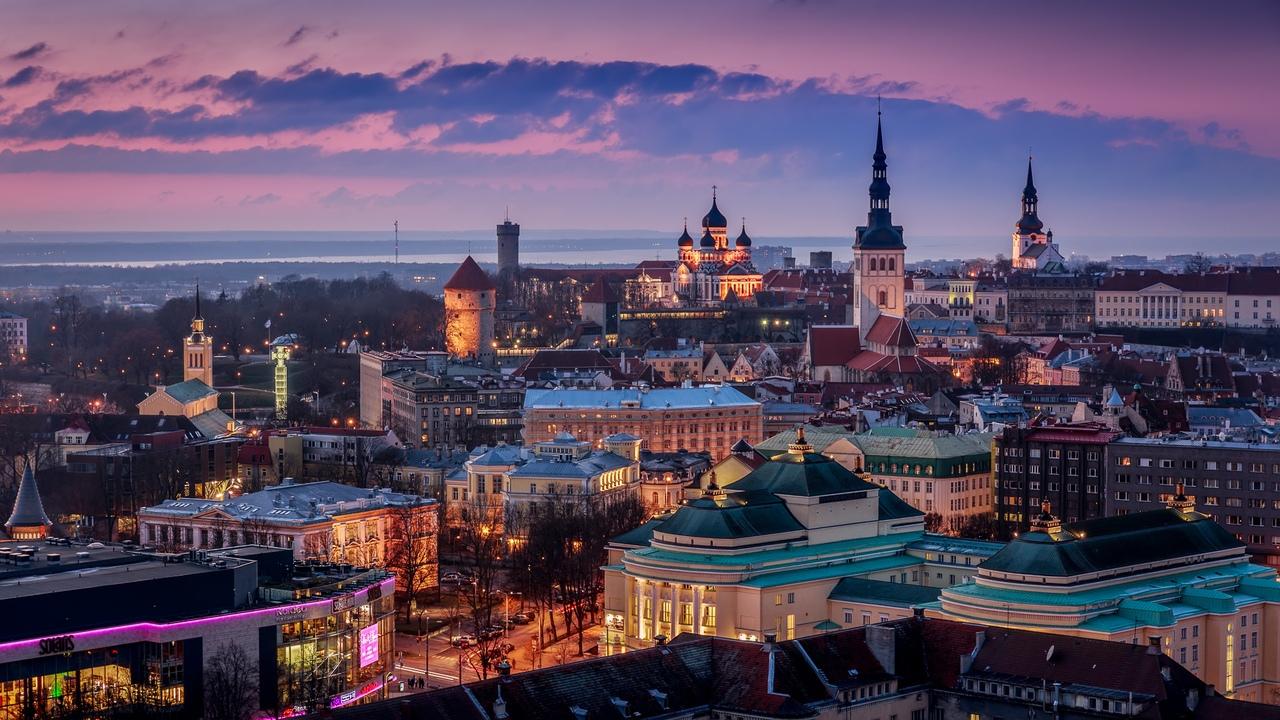 Países bálticos y Rusia