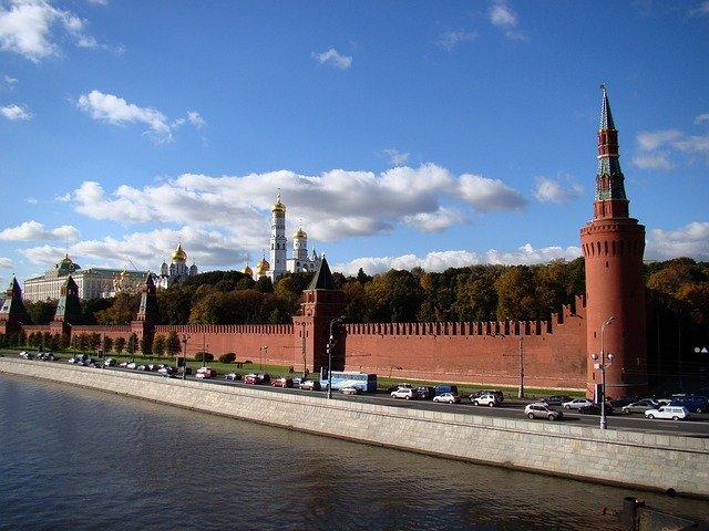 Moscú impresionante